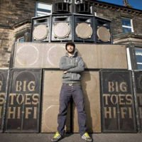 ROOTS RUN DEEP INVITES BIG TOE'S HI-FI SOUNDSYSTEM
