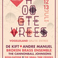 DJ @ Hoogtevrees Festival