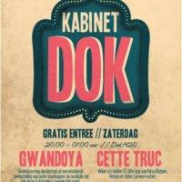 DJ @ Kabinet DOK